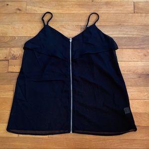 2/$25 - MY STORY Black Camisole - Medium